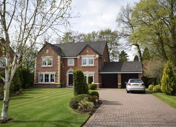 Thumbnail 5 bed detached house for sale in The Woodlands, Brockhall Village