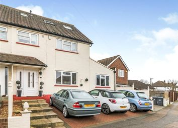 Thumbnail 5 bed semi-detached house for sale in Cox Lane, Chessington