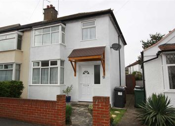 Thumbnail 3 bedroom end terrace house to rent in Pretoria Crescent, London