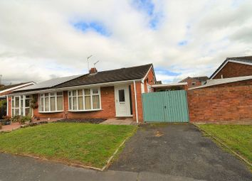Thumbnail 2 bedroom bungalow to rent in Sutton Road, Admaston, Telford