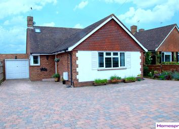 Thumbnail 3 bedroom bungalow for sale in Friston Avenue, Eastbourne