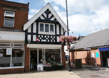 Thumbnail Retail premises for sale in Bouquets Florist, 2 High Street, Newmarket
