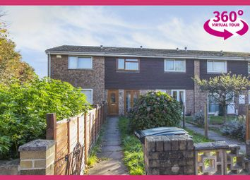 Thumbnail 2 bed terraced house for sale in Hawksworth Grove, Newport