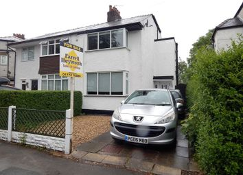 Thumbnail 2 bedroom semi-detached house for sale in Studholme Crescent, Penwortham, Preston