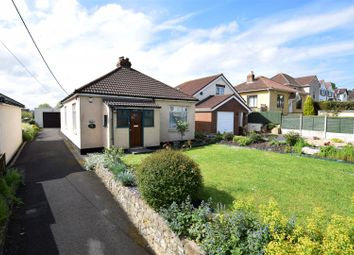 Thumbnail 2 bed detached bungalow for sale in Lower Down Road, Portishead, Bristol