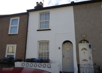 Thumbnail 2 bed terraced house to rent in Clifton Road, London