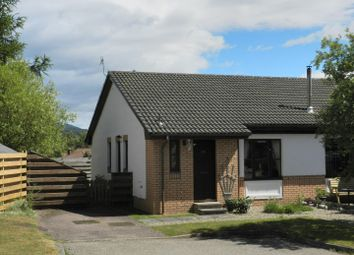 Thumbnail 2 bed semi-detached bungalow for sale in Dalnabay, Aviemore