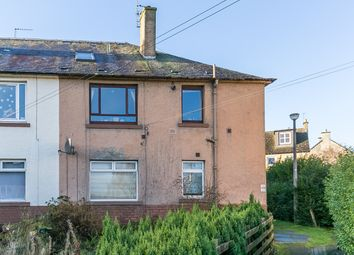 Thumbnail 2 bed flat for sale in Drum Cottages, Gilmerton, Edinburgh