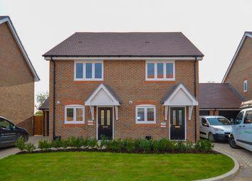 Thumbnail 2 bed semi-detached house to rent in Rowan Close, Bell Lane, Birdham
