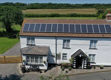 Thumbnail 3 bed detached house for sale in Tamarstone Farm, Pancrasweek, Holsworthy