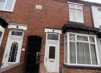 Thumbnail 3 bed terraced house to rent in Brierley Hill, West Midlands