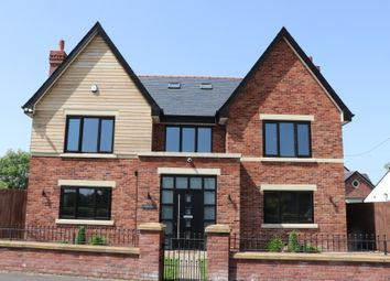 Thumbnail 6 bed detached house for sale in Catforth Road, Catforth, Preston