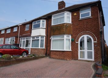 Thumbnail 3 bedroom semi-detached house for sale in Oscott School Lane, Great Barr, Birmingham