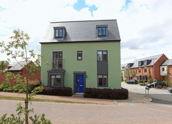 Thumbnail 4 bed semi-detached house for sale in 10 Higgs Row, Lawley, Telford