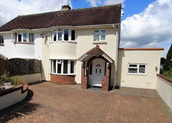 Thumbnail 4 bedroom semi-detached house for sale in Tamar Avenue, Torquay