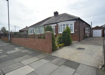 Thumbnail 3 bedroom bungalow for sale in Holbeck Avenue, Middlesbrough, Cleveland