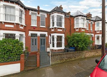 Thumbnail 4 bed terraced house for sale in Waldemar Road, London