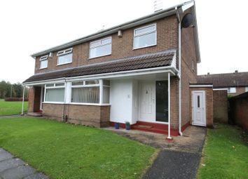 Thumbnail 3 bed semi-detached house for sale in Police Houses, Heathway, Jarrow