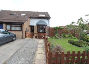 Thumbnail 4 bed semi-detached house for sale in Mountbatten Road, Barry