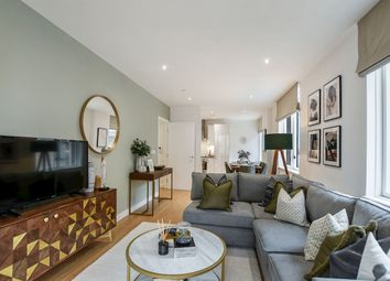 Thumbnail 2 bedroom flat for sale in Shackleton Way, Royal Albert Wharf, London