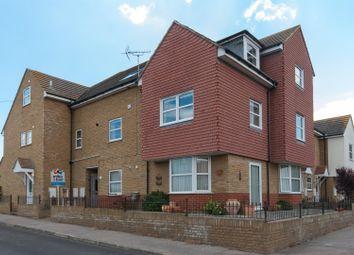 Thumbnail 2 bed flat for sale in Egbert Road, Birchington