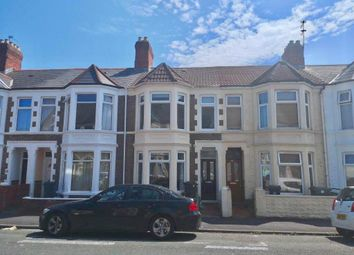 Thumbnail 5 bed property to rent in Malefant Street, Cathays, Cardiff