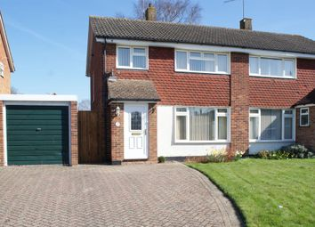 Thumbnail 3 bed semi-detached house for sale in Long Gore, Farncombe