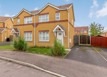 Thumbnail 3 bed semi-detached house for sale in Hollins Wood Grove, Barnsley