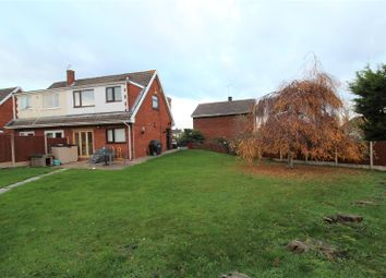 Thumbnail Property for sale in Pine Close, Summerhill, Wrexham