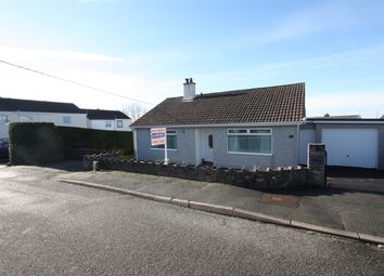 Thumbnail 3 bed bungalow for sale in Cae Cnyciog, Llanfairpwllgwyngyll