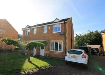 Thumbnail 3 bed semi-detached house for sale in Earlswood Drive, Mansfield