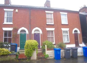Thumbnail 2 bed terraced house to rent in Onley Street, Norwich