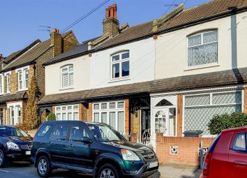 Thumbnail 2 bed terraced house for sale in Meadow Road, Shortlands