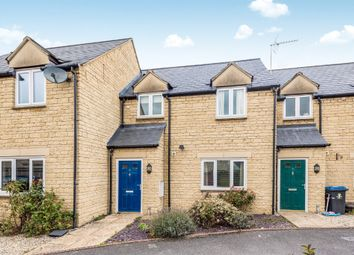 Thumbnail 2 bed terraced house for sale in Cooper Mews, Witney