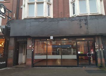 Thumbnail Restaurant/cafe to let in Soho Road, Birmingham, West Midlands