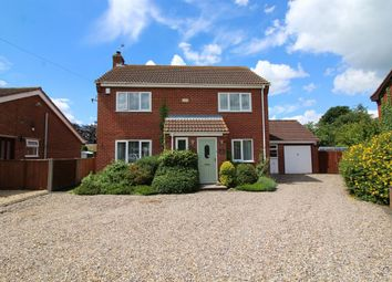 Thumbnail 4 bedroom detached house for sale in Willow Close, Lingwood, Norwich
