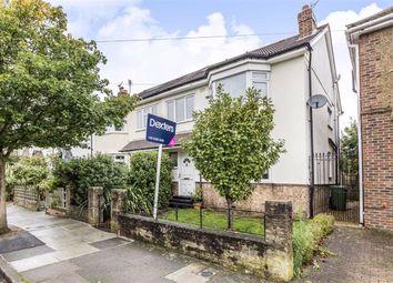 Thumbnail 4 bed semi-detached house for sale in Clonmel Road, Teddington