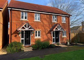 Thumbnail 2 bed semi-detached house for sale in Squirrel Drive, Longwood Copse Lane, Beggarwood, Basingstoke