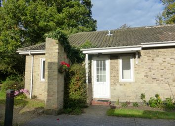 Thumbnail 1 bed terraced bungalow for sale in Alexander Court, Keswick, Norwich
