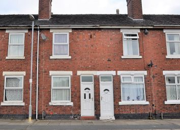 2 bed terraced house for sale in Oldfield Street, Fenton, Stoke-On-Trent ST4