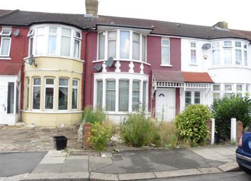 Thumbnail 3 bedroom terraced house for sale in Cambridge Road, Ilford, Essex