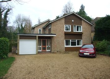 Thumbnail 4 bed detached house for sale in Walton Road, Wavendon