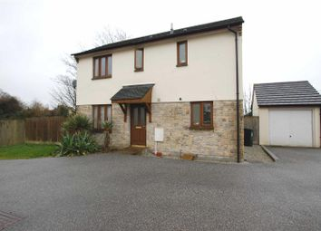 Thumbnail 3 bed detached house to rent in Park An Harvey, Helston