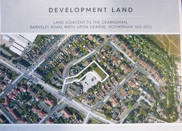 Land for sale in Barnsley Road, Wath-Upon-Dearne, Rotherham S63