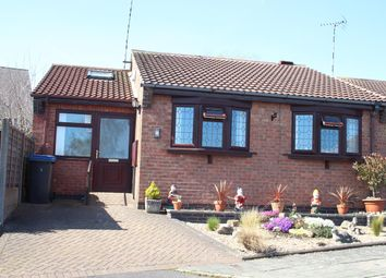 Thumbnail 3 bed detached bungalow for sale in Willowdene Way, Barwell, Leicester