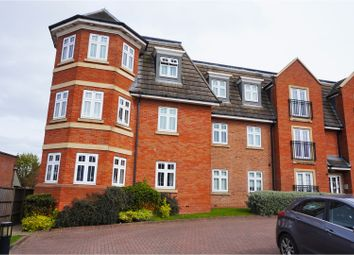 Thumbnail 2 bed flat for sale in Grange Drive, Sutton Coldfield