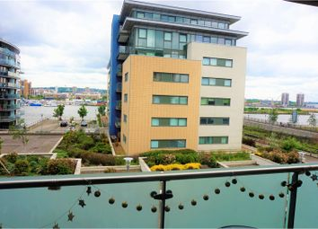 Thumbnail 2 bed flat for sale in 5 Gallions Road, London