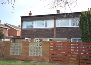 3 bed end terrace house for sale in Cheviot Close, North Shields NE29