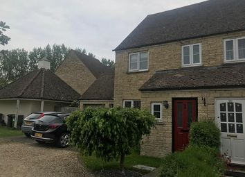 Thumbnail 3 bed semi-detached house for sale in Lechlade, Gloucestershire