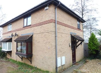 Thumbnail 2 bedroom semi-detached house for sale in Little Gull Close, Southfields, Northampton